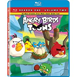 Angry Birds Toons - Season 01 Volume 02 [Blu-ray]