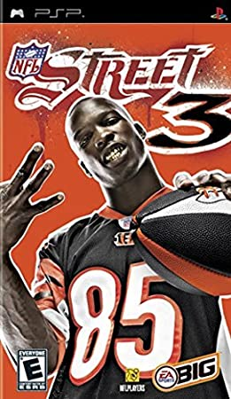 NFL Street 3 - Sony PSP
