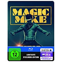 Magic Mike XXL Steelbook