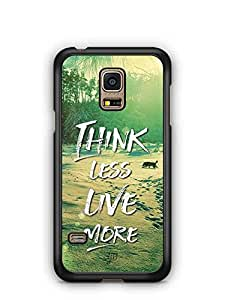 YuBingo You Live Only Once Designer Mobile Case Back Cover for Samsung Galaxy S5 Mini