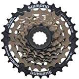 Shimano HG20 7-Speed Bicycle Cassette Sprocket 12-28T