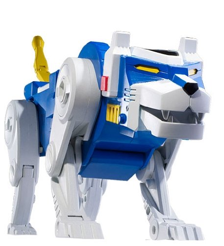 Mattel Voltron Exclusive Action Figure Blue Lion