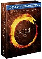 Lo Hobbit - La Trilogia Cinematograficica 3D (6 Blu-Ray 3D + 6 Blu-Ray Disc + Diario di Bilbo)