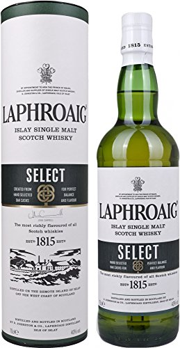Laphroaig Select Scotch Whisky Islay Single Malt 70 Cl