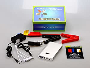 Compact Car Jump Starter, Booster & Power Bank, OnTheGo, mini jump start, dead car battery