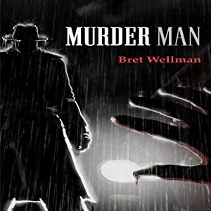 Murder Man Audiobook