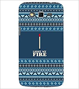 PrintDhaba Quote D-5705 Back Case Cover for SAMSUNG GALAXY GRAND 2 (Multi-Coloured)