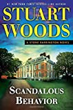 img - for Scandalous Behavior (A Stone Barrington Novel) book / textbook / text book