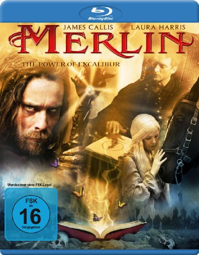 Merlin - The Power Of Excalibur [Blu-ray]