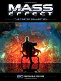 img - for Mass Effect-The Poster Collection book / textbook / text book