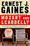img - for Mozart and Leadbelly book / textbook / text book