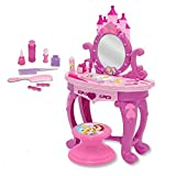 Disney Princess Sparkling Light & Sound Vanity Set