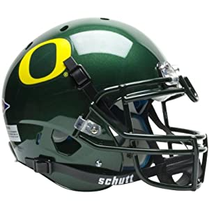 OREGON DUCKS Schutt AiR XP Full-Size AUTHENTIC Football Helmet by ON-FIELD