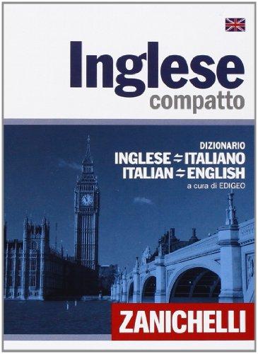 Inglese compatto Dizionario inglese italiano italiano inglese PDF
