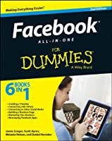 Facebook All-in-One For Dummies, 2nd Edition Front Cover