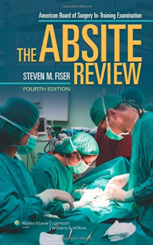 The Absite Review (American Board Of Surgery In-Training Examination) front-903635