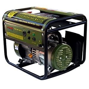 Sportsman GEN2000LP 2,000 Watt 2.8 HP OVH Propane Powered Portable Generator