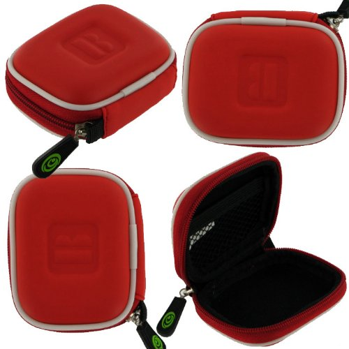 Ultra Slim Hard Shell Bluetooth Carrying Case for Aliph Jawbone and Aliph Jawbone II