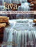 img - for Java How To Program (late objects) (10th Edition) book / textbook / text book