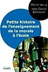 Petite histoire de l'enseignement de...