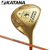カタナ katana ゴルフ スナイパー(SNIPER) F フェアウェイウッド グラファイトデザイン社製カーボンシャフト 9W/R