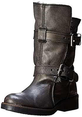 Amazon.com: Steve Madden Women's Caveat-F Engineer Boot