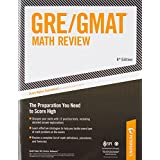 ARCO GRE/GMAT Math Review 6th Edition (Gre Gmat Math Review) ~ David Frieder
