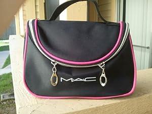 MAC Cosmetics Black MakeUp Case MakeUp Bag