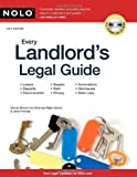 img - for Every Landlord's Legal Guide 10th edition by Stewart, Marcia, Warner Attorney, Ralph, Portman Attorney, J (2010) Paperback book / textbook / text book