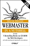 img - for WebMaster in a Nutshell, Deluxe Edition (In a Nutshell (O'Reilly)) book / textbook / text book