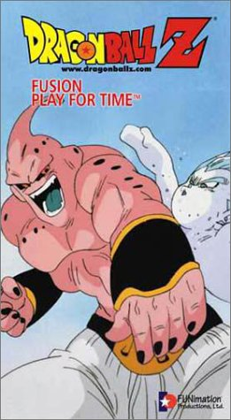 Dragon Ball Z: Fusion - Play for Time [VHS] [Import]