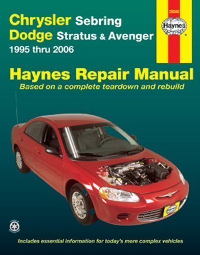 chrysler-sebring-dodge-stratus-avenger-1995-thru-2006-haynes-repair-manual-revised-edition-by-freund