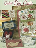 #5290 Quilted Post Cards