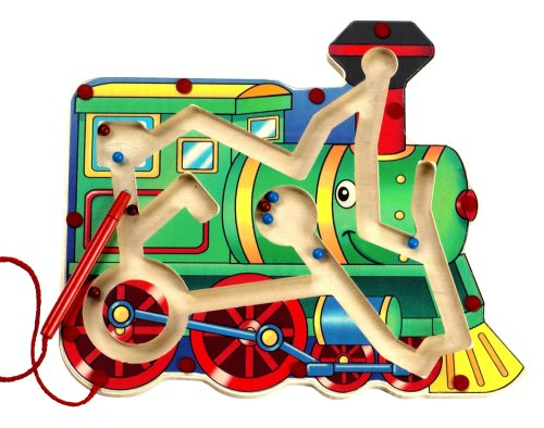 Cheap Anatex Magnetic Train Maze (B000QE0OYW)