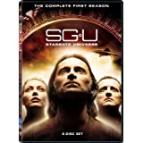 SGU: Stargate Universe - The Complete First Seasonby Robert Carlyle