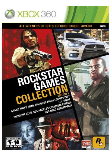 Rockstar Games Collection Edition 1 Picture