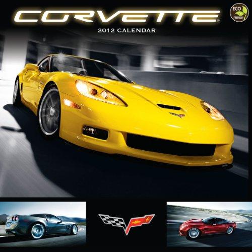 Corvette 2012 Calendar