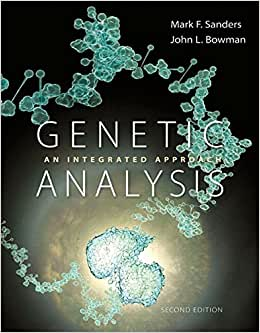 Genetic analysis an integrated approach 2nd edition pdf download