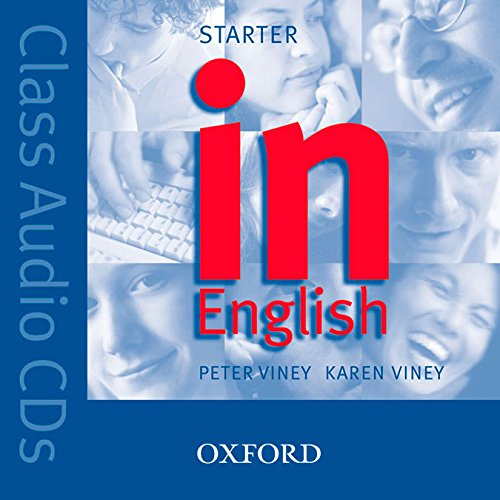 In English Starter: Class CD (2): Class Audio CD's Starter level