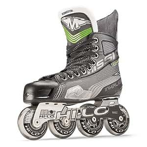 Bauer Mission Inhaler AC7 Roller Hockey Skates - Size 4