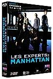 Les Experts : Manhattan - Saison 1, Partie 1 (dvd)