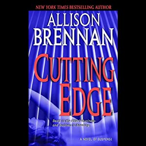 Cutting Edge: A Novel | [Allison Brennan]