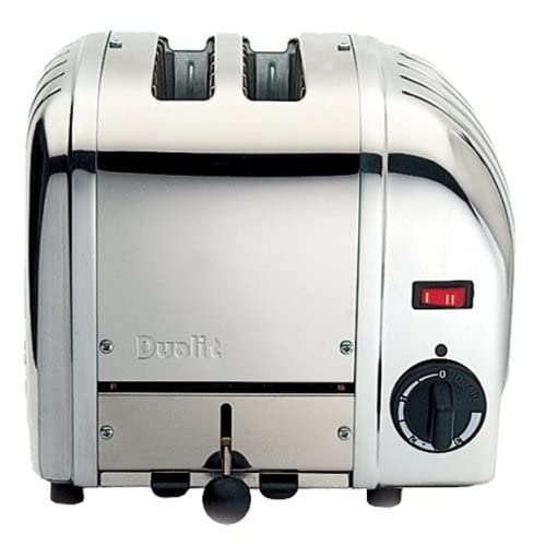 Dualit 2 Slice Toaster Stainless Steel 20245
