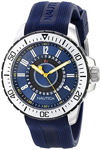Nautica Unisex N14664G Nst 15 Date Watch