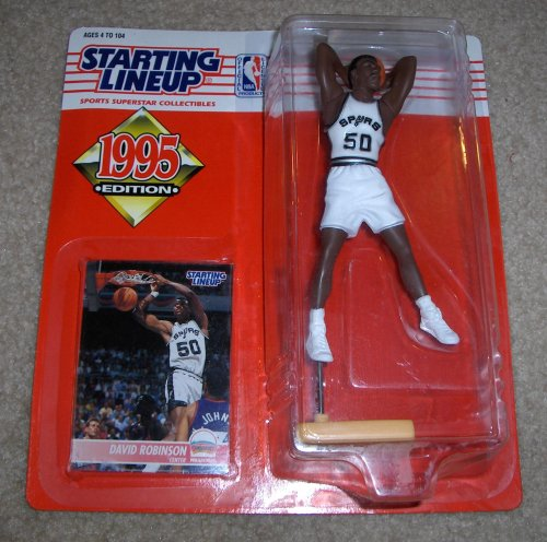 1995 David Robinson NBA Starting Lineup Figure