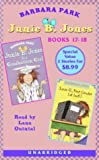 Junie B. Jones: Graduation Girl; Junie B., First Grader (at last!): Junie B. Jones #17 and #18