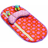 Infantino Tummy Time Mat, Girl (Discontinued by Manufacturer)