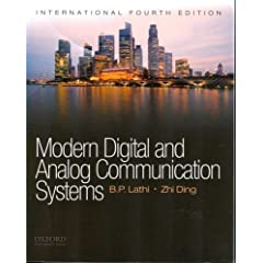 Modern Digital and Analog Communications Systems International [Import] available at Amazon for Rs.6119.91