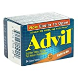 Advil Advanced Medicine for Pain, 200mg, Tablets – 24 ea
