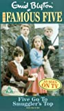 The Famous Five - Five Go To Smuggler's Top - Parts 1 and 2 [VHS] [1996]